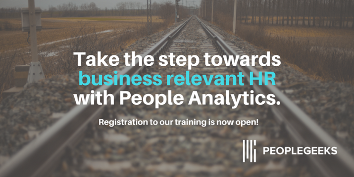 People analytics training