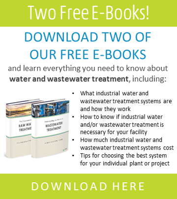 Download Our Free Raw Water Treatment E-Book