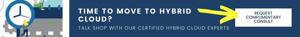 hybrid cloud consultation
