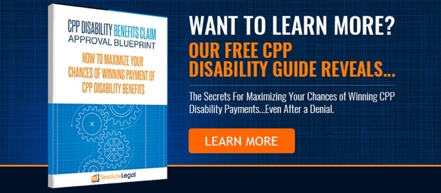 CPP Disability Blueprint Ad