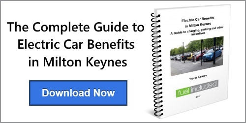 The Complete Guide to Electric Car Benefits in Milton Keynes