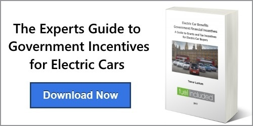 Electric Car Benefits - Government Financial Incentives