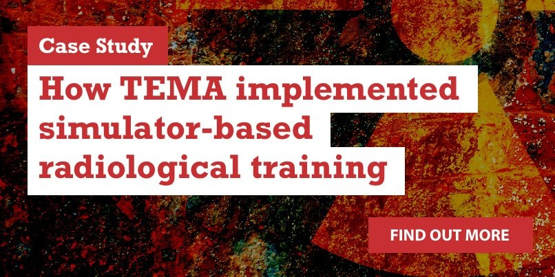 How TEMA implemented simulator-based radiological training