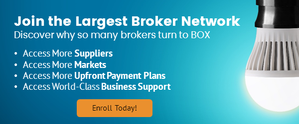 Discover why so many brokers turn to box?