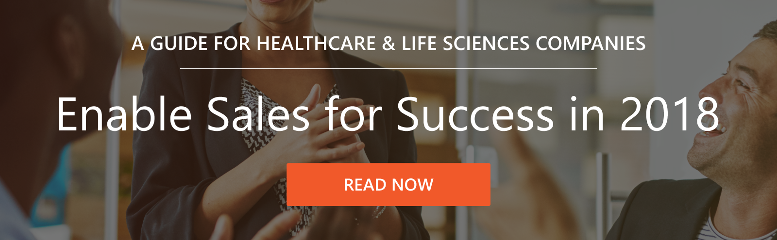 sales guide for healthcare and life sciences