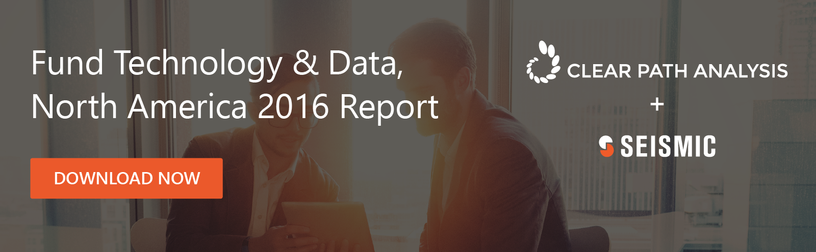 An Excerpt from Clear Path Analysis' 2016 Fund Technology & Data Report