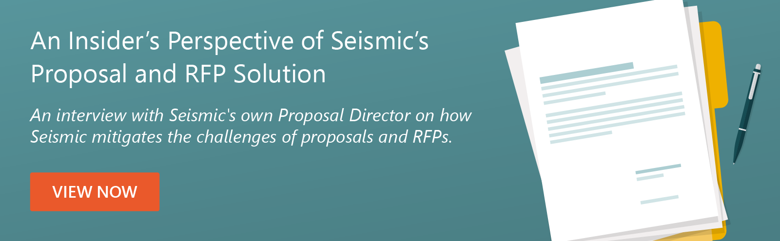 RFP and Proposal Solution