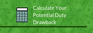 duty drawback calculator cta