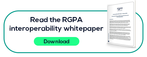 Download the RGPA interoperability whitepaper