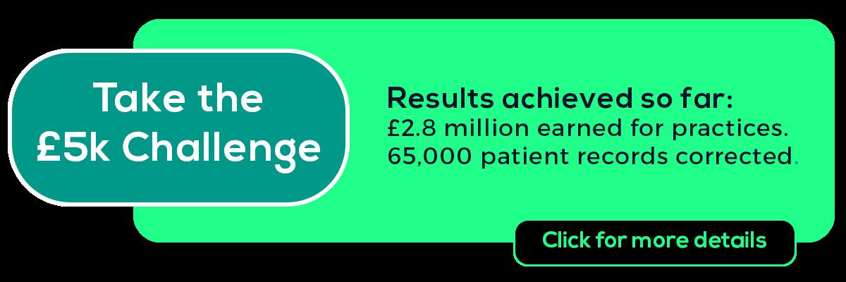 Take the £5k Challenge
