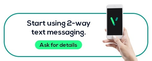 Start using 2-way text messages