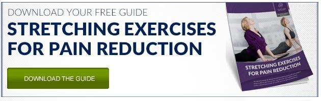 Download your free stretching exercises for pain reduction