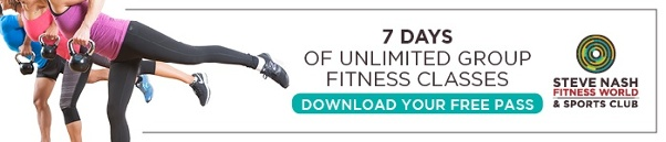 7 Days of Unlimited Group Fitness Classes - Download Your Free Pass