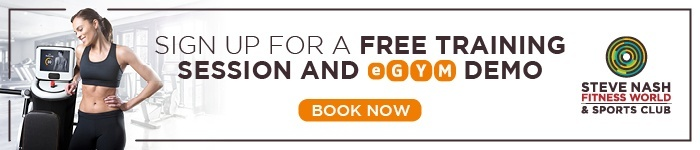 Sign up for a FREE Training Session and eGym Demo - Book Now