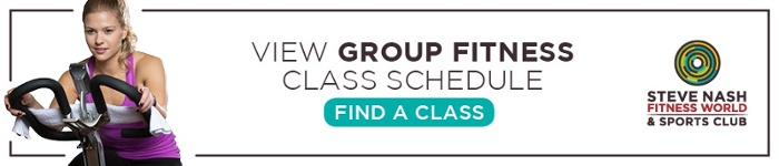 View the Group Fitness Class Schedule