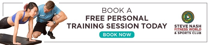 Book a FREE Personal Training Sessional Today