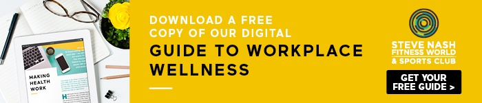Download a FREE copy of our digital Guide to Workplace Wellness