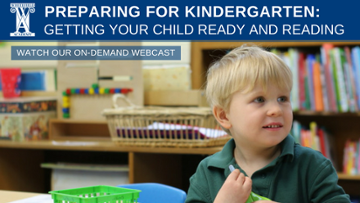 Preparing for Kindergarten: Getting Your Child Ready and Reading
