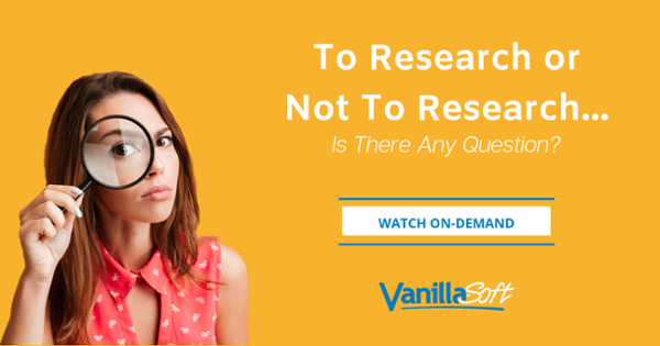 Watch Now! -------------------- To Research or Not To Research… Is There Any Question?