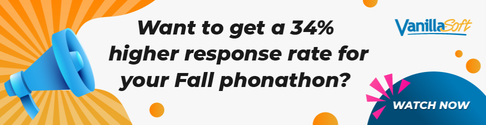 learn how to increase you fall phonathon response rate