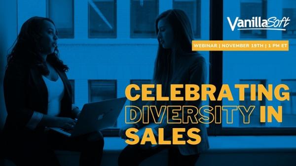 diversity in sales