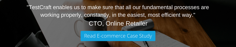 E-commerce case study