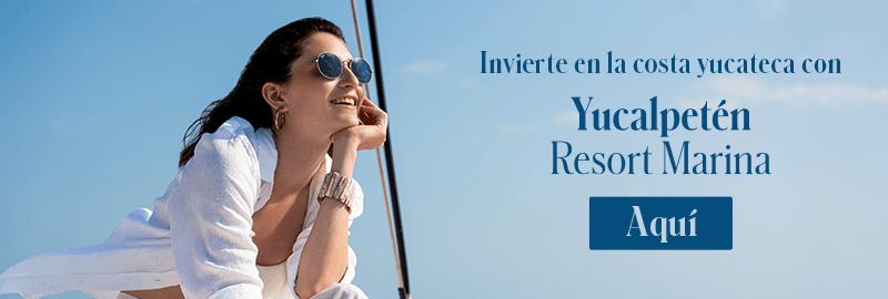 Invierte en la costa yucateca con Yucalpetén Resort Marina