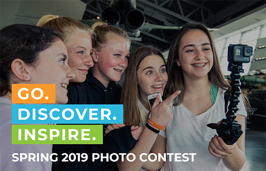 Student Educational Trips Photo Contest | Brightspark