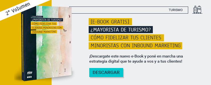 DESCARGAR E-BOOK: ¿Mayorista de turismo? Como fidelizar...