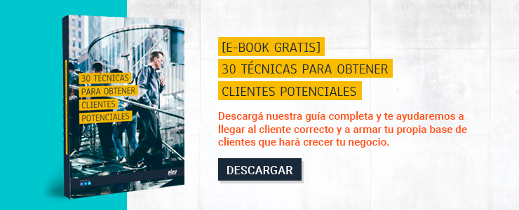 ebook gratis - 30 técnicas para obtener clientes potenciales