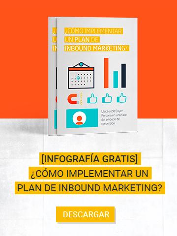 """""""¿Cómo implementar un plan de inbound marketing?"""""""