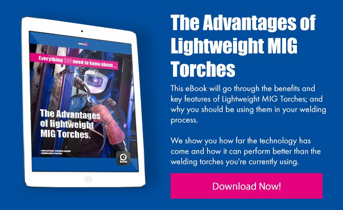 The Advantage of Lightweight MIG Torches