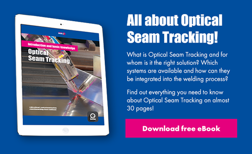 Everything you need to know about Optical Seam Tracking - Download free eBook