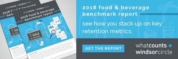 2018 Food & Beverage Benchmark Report