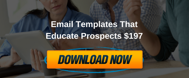 Email Templates That Educate Prospects