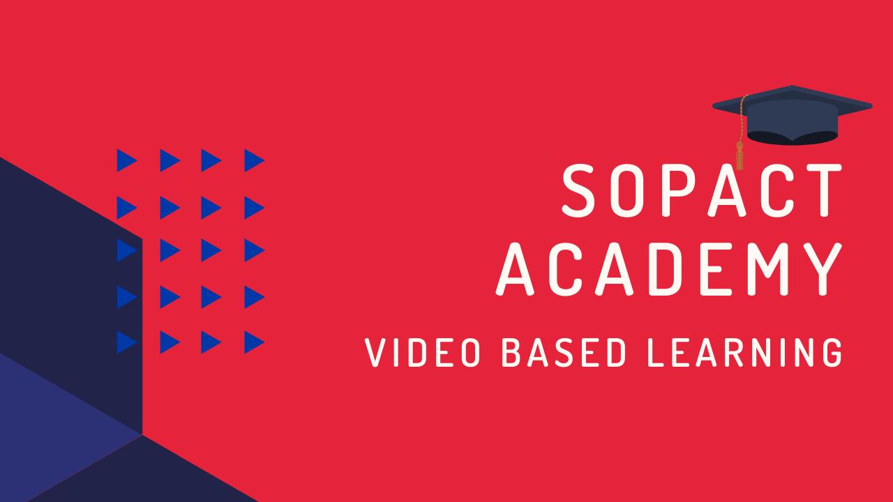 Sopact Academy