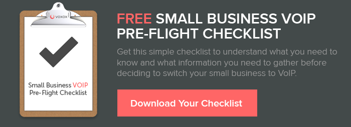 Download Small Business VoIP Pre-Flight Checklist for Free