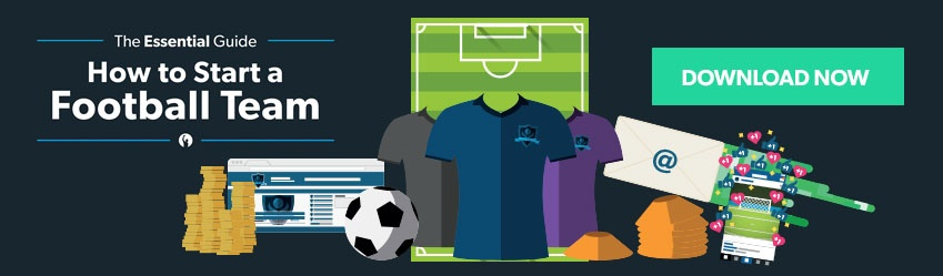 Pitchero Ebook - how to start a football team cta