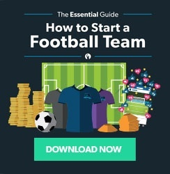 How to start a football team Ebook