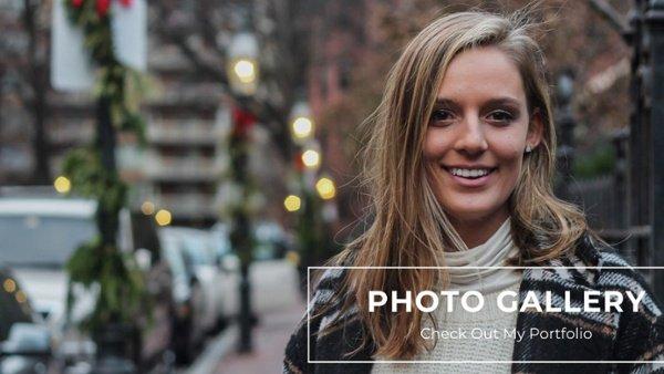 Photo Gallery - Check out my portfolio