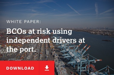 BCOs at risk using independent drivers at the port