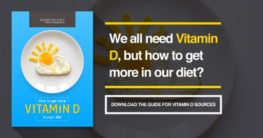 Get more vitamin D in your Diet