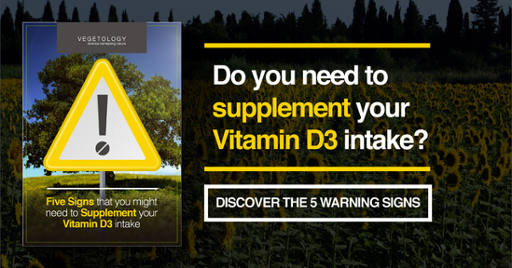 Supplement your Vitamin D3 Intake