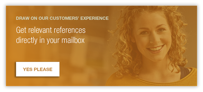 Get relevant references directly in your mailbox