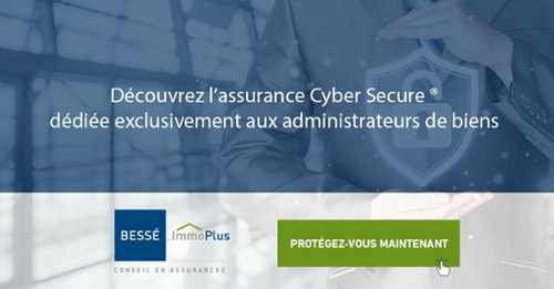 Assurance Cyber Secure Bessé ImmoPlus