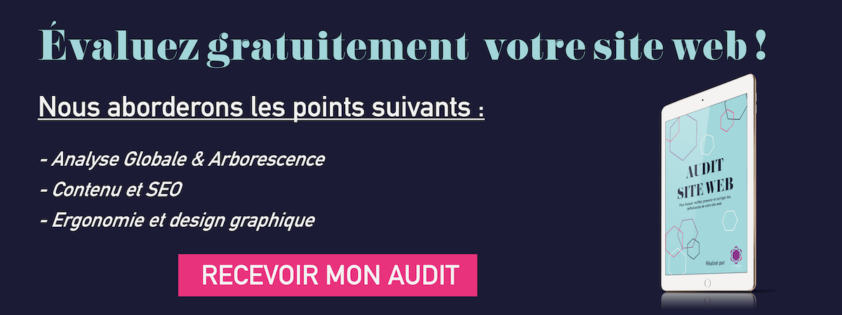 Audit site web gratuit
