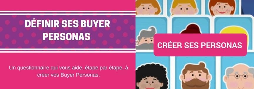 Créer ses Buyer Personas