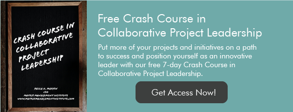 Take our Free Crash Course in Collaborative Project Leadership