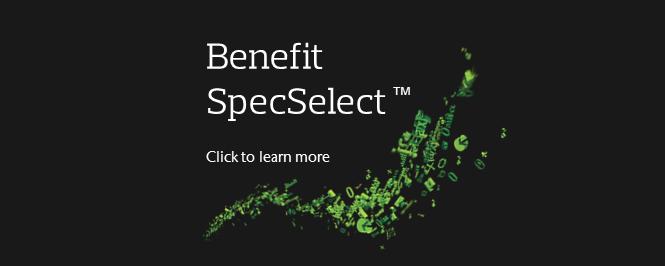 Benefit SpecSelect