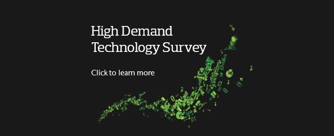 High Demand Technology Survey
